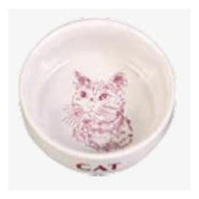 ظرف غذای سرامیکی گربه تریکسی