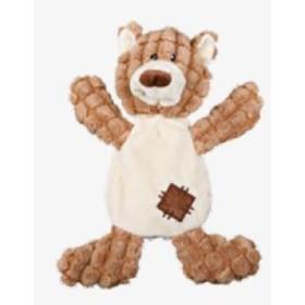 عروسک خرس مخملی صدادار تریکسی
