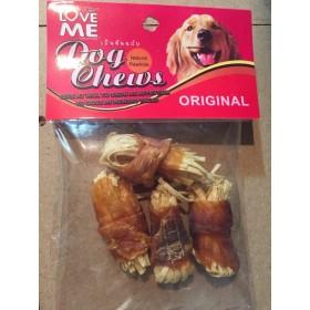 تشویقی سگ گوشت و هویج لاو می