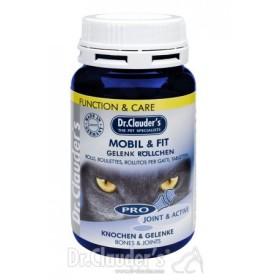 قرص مفاصل دکتر کلودرز تقویت کننده مفاصل و تاندونها مخصوص گربه