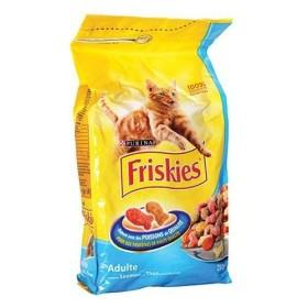غذای خشک گربه بالغ فریسکیز با طعم میکس دریایی