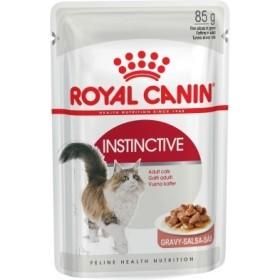 پوچ گربه بالغ بالای 12 ماه در گوشت رویال کنین