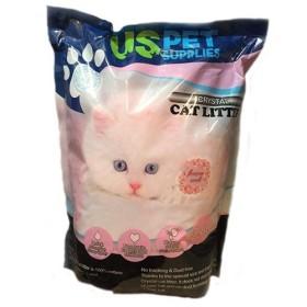 خاک گربه سیلیکات کریستالی معطر UPSET