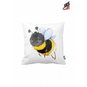 کاور کوسن فانتزی طرح زنبور پرس کالا