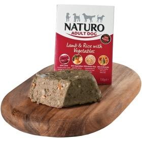 خوراک بره همراه با برنج و سبزیجات ناتیرو