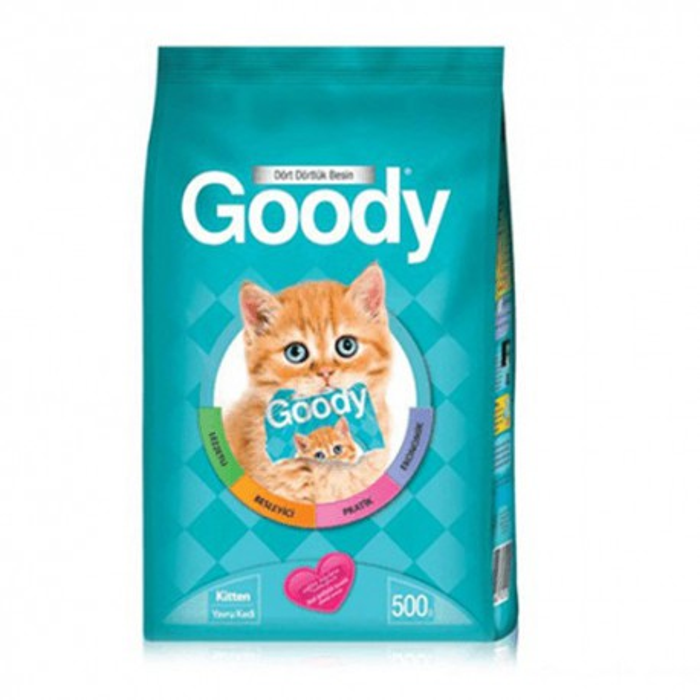 غذای خشک مخصوص بچه گربه گودی