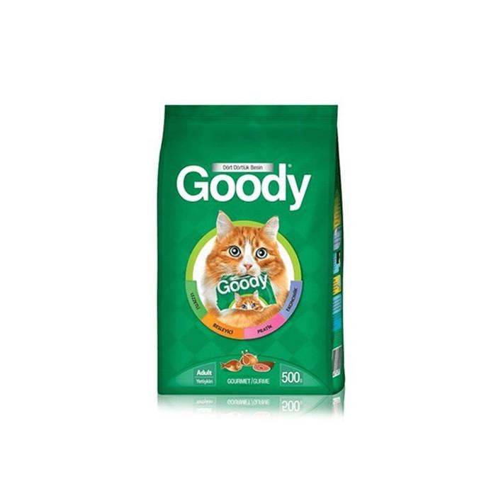 غذای خشک مخصوص گربه بالغ میکس گودی