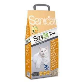 خاک گربه معطر با رایحه نارنگی و وانیل سانی کت