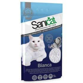 خاک گربه با رایحه لوندر مدل BIANCA سانی کت