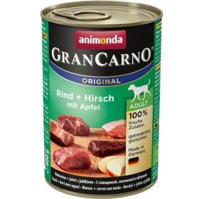 کنسرو گوشت گوزن و سیب مخصوص سگ بالغ گرن کارنو