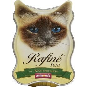 ووم رافینه حاوی گوشت خرگوش مخصوص گربه