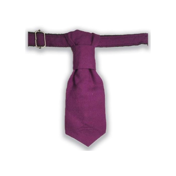 کراوات بنفش پرس پت