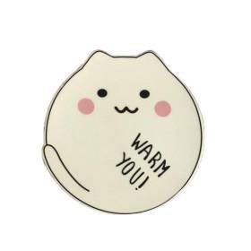 فنجان و نعلبکی گربه خال خالی پرس کالا