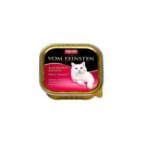 ووم فیستن حاوی گوشت بوقلمون و گوجه فرنگی مخصوص گربه عقیم