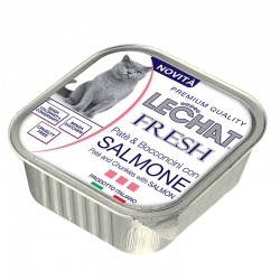 خوراک پته و چانک با طعم ماهی سالمون لچت اکسلنس
