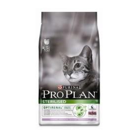 غذای خشک پروپلن برای گربه های عقیم شده حاوی بوقلمون