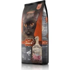غذای خشک گربه حساس و بدغذا با طعم اردک و برنج لئوناردو