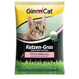 علف گربه 100گرمی جیم کت