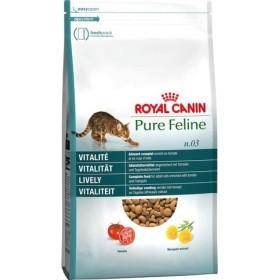 غذای خشک گربه بالغ برای شادابی و ضدافسردگی رویال کنین - 3کیلوگرم