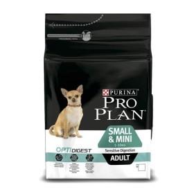 غذای خشک مخصوص سگ نژاد کوچک با دستگاه گوارش حساس پروپلن