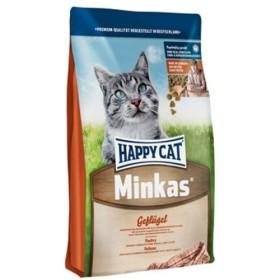 غذای خشک گربه با گوشت مرغ هپی کت