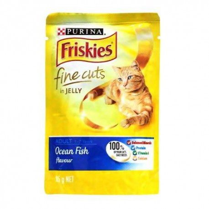پوچ ماهی فریسکیز