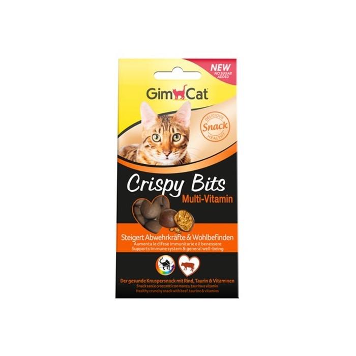اسنک Crispy Bits مولتی ویتامین جیم کت