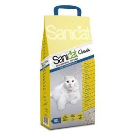 خاک گربه بدون رایحه سانی کت