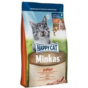 غذای خشک گربه با گوشت مرغ high premiume هپی کت