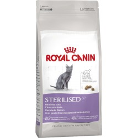 غذای خشک گربه بالغ عقیم شده رویال کنین - 2کیلوگرم
