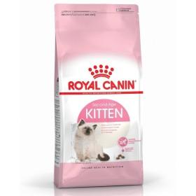 غذای خشک بچه گربه 4 تا 12 ماه رویال کنین - 2کیلوگرم