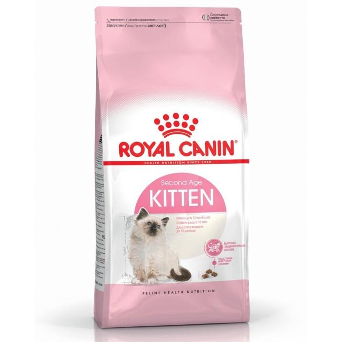 غذای خشک بچه گربه 4 تا 12 ماه رویال کنین