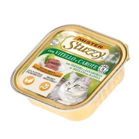 خوراک گوساله و هویج مخصوص گربه استوزی