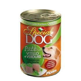 کنسرو پته با طعم گوشت گوساله و سبزیجات مخصوص سگ اسپشل
