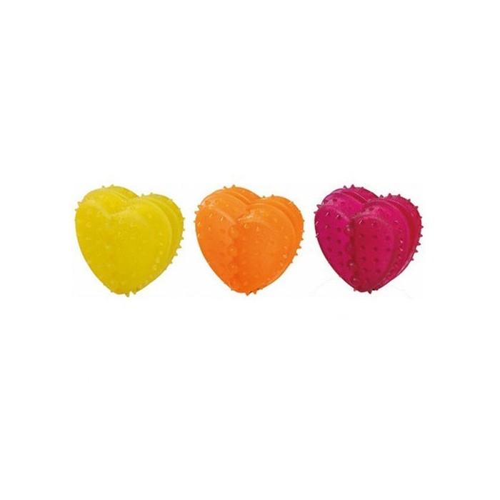 قلب قابل پر کردن با اسنک کارلی فلامینگو