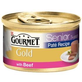 کنسرو پته گورمه گلد با طعم گوشت گاو