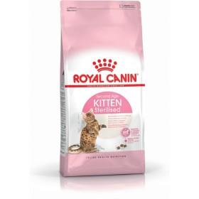 غذای خشک بچه گربه 6 تا 12 ماه عقیم شده رویال کنین - 2کیلوگرم