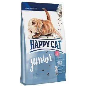 غذای خشک بچه گربه با طعم گوشت ماکیان هپی کت