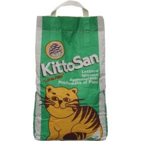 خاک گربه KITTOSAN سبز