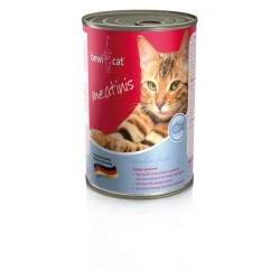 کنسرو گربه با طعم ماهی بوی کت