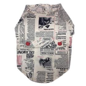 لباس گربه طرح روزنامه پرس پت