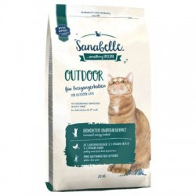 غذای خشک مخصوص گربه بالغ خارج از خانه سانابل