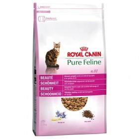 غذای خشک گربه بالغ برای زیبایی پوست و مو رویال کنین - 3کیلوگرم