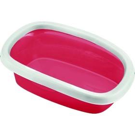 توالت گربه استفان پلاست مدل اسپرینت 20 رنگ قرمز
