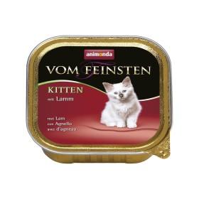ووم فیستن حاوی گوشت بره مخصوص بچه گربه