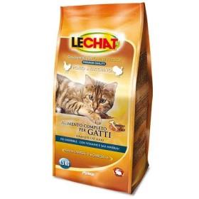 غذای خشک مخصوص گربه های بالغ با طعم مرغ و بوقلمون لچت