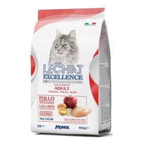 غذای خشک مخصوص گربه بالغ حاوی مرغ سیب تخم مرغ و برنج لچت اکسلنس
