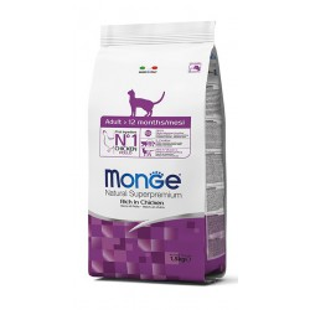 غذای خشک مخصوص گربه بالغ سوپرپرمیوم لچت اکسلنس