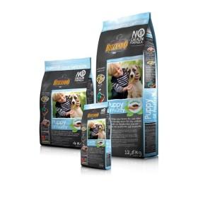 غذای توله سگ نژاد بزرک 1 تا 4 ماه با طعم طیور بلکاندو