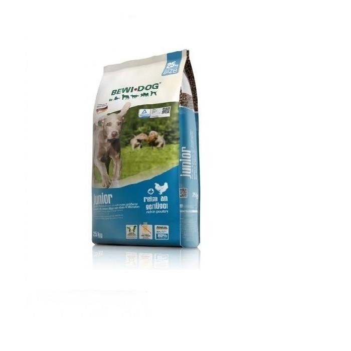 غذای خشک سگ 4 تا 12 ماه با طعم مرغ بوی داگ